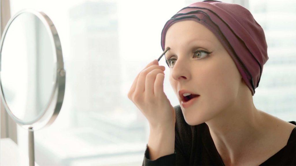 Выпадают брови и ресницы после химиотерапии