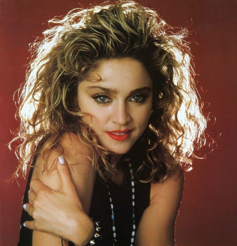 Мадонна 80 год
