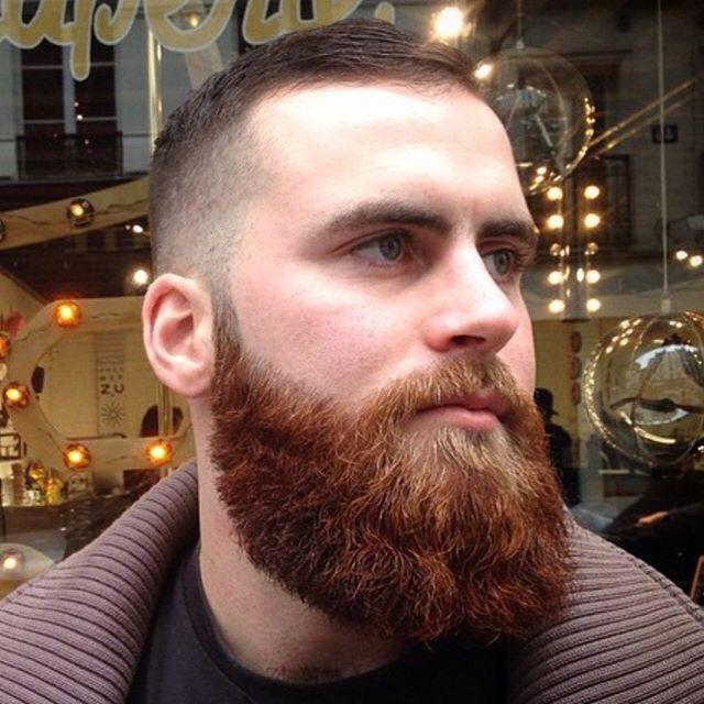 у чеченцев рыжая борода