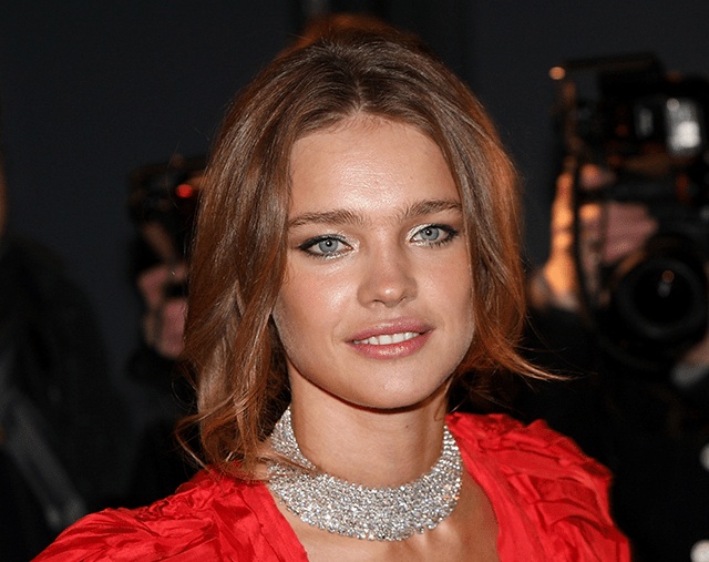 Наталья Водянова 2010 год