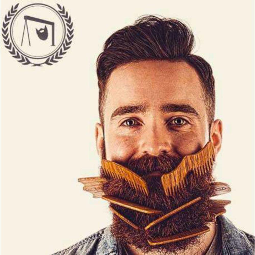 запутанная борода