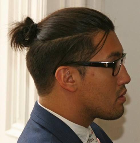 300+ фотографий мужских причесок с пучком: топкнот (topknot) или мэн бун (man bun)
