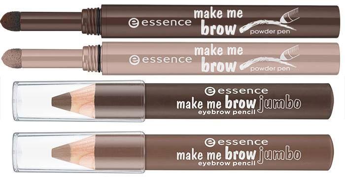 Essence make me brow powder pen