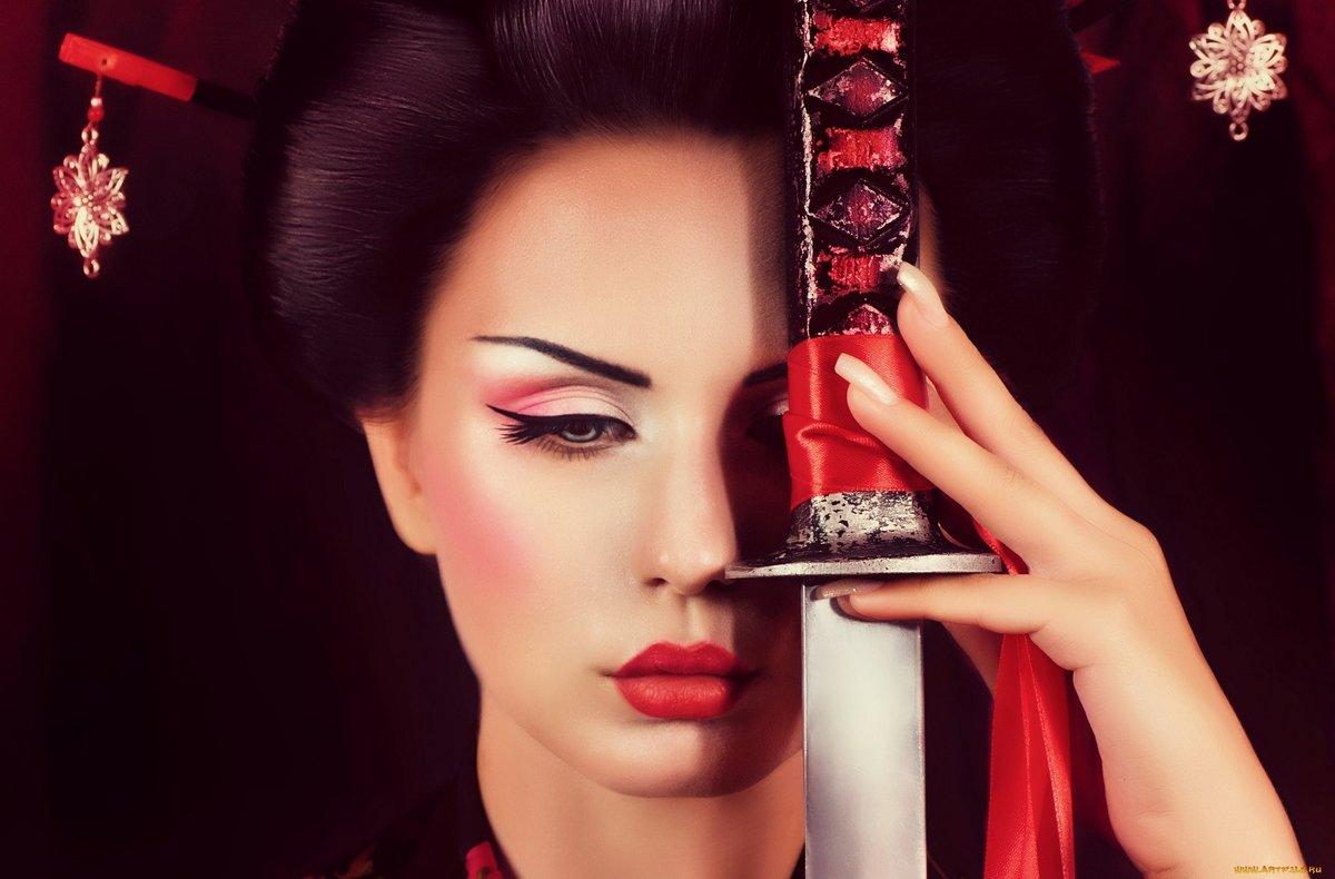 особенности японского макияжа