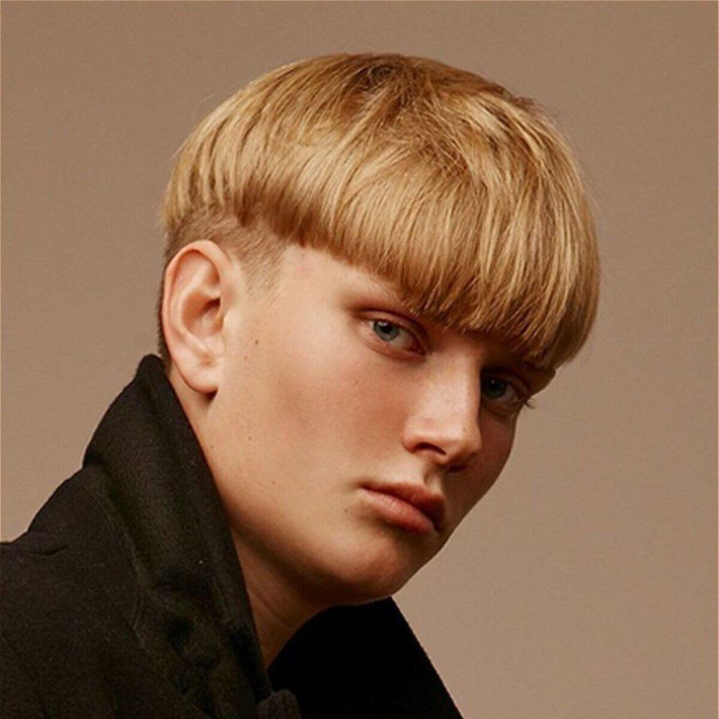 29 видов современных мужских стрижек на волосы средней длины